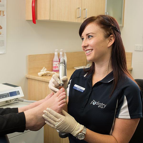 skin and nail care